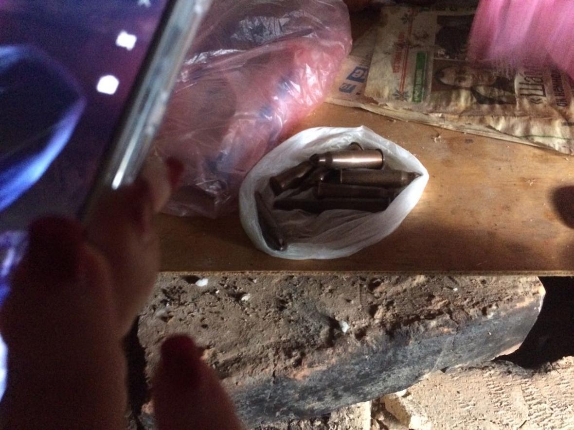 На Сумщине обнаружили тайник с боеприпасами, фото-2