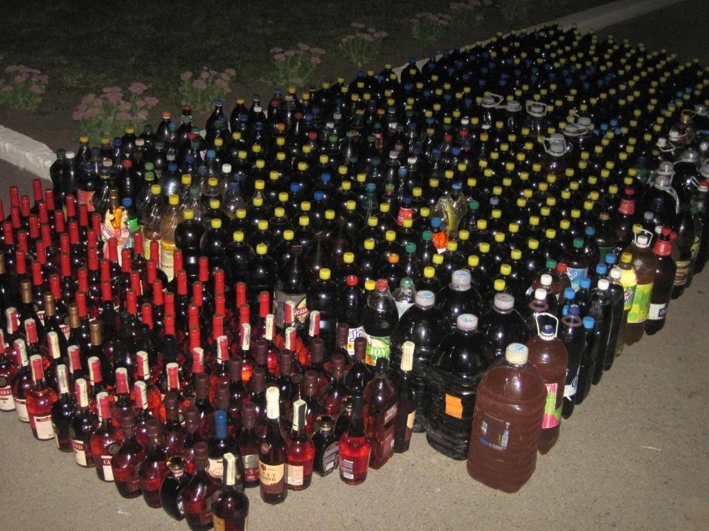 На Сумщине в пограничной полосе двое молдаван перевозили более 1200 литров алкогольной продукции, фото-8