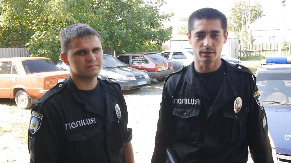 На Сумщине работники полиции охраны спасли жизнь избитому мужчине, фото-1