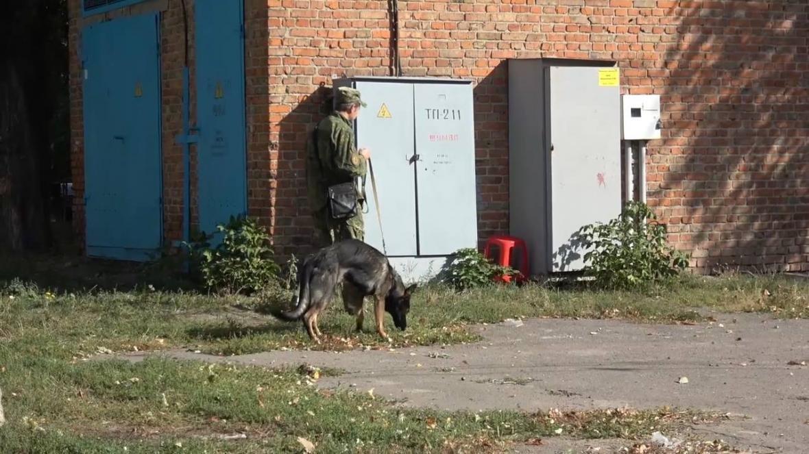 В Сумах в мусорном баке обнаружен гранатометный тубус (ФОТО), фото-4