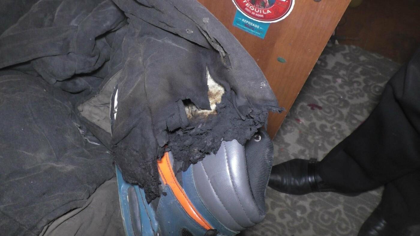В Сумах на Героев Крут пожар: спасатели эвакуировали детей, фото-2