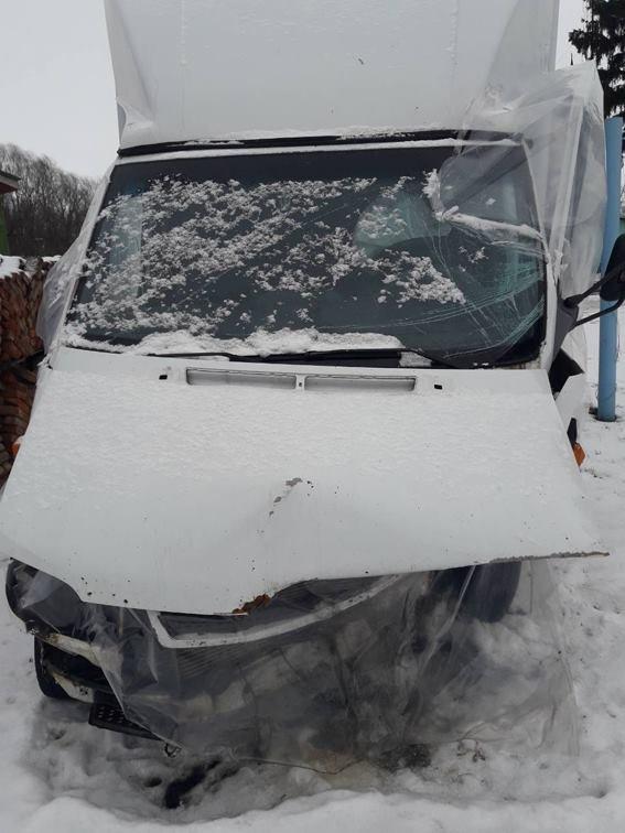 ДТП на Сумщине: женщина-водитель госпитализирована, фото-3