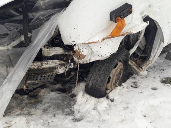 ДТП на Сумщине: женщина-водитель госпитализирована, фото-4