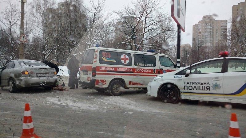 В Сумах «скорая» попала в ДТП. ФЕЙК. ОБНОВЛЕНО, фото-3