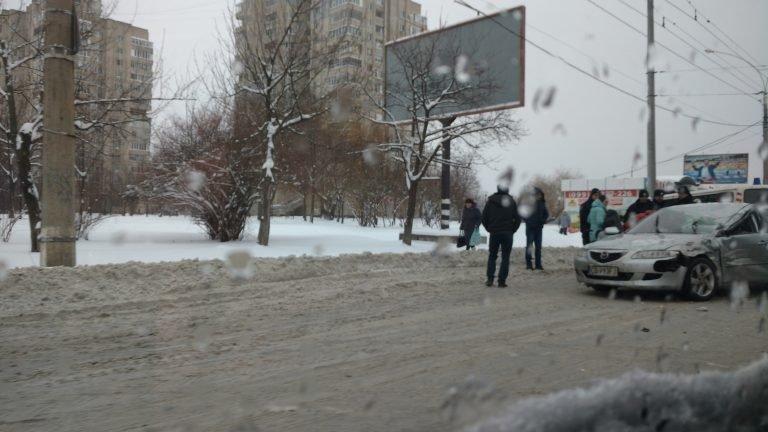 В Сумах «скорая» попала в ДТП. ФЕЙК. ОБНОВЛЕНО, фото-1