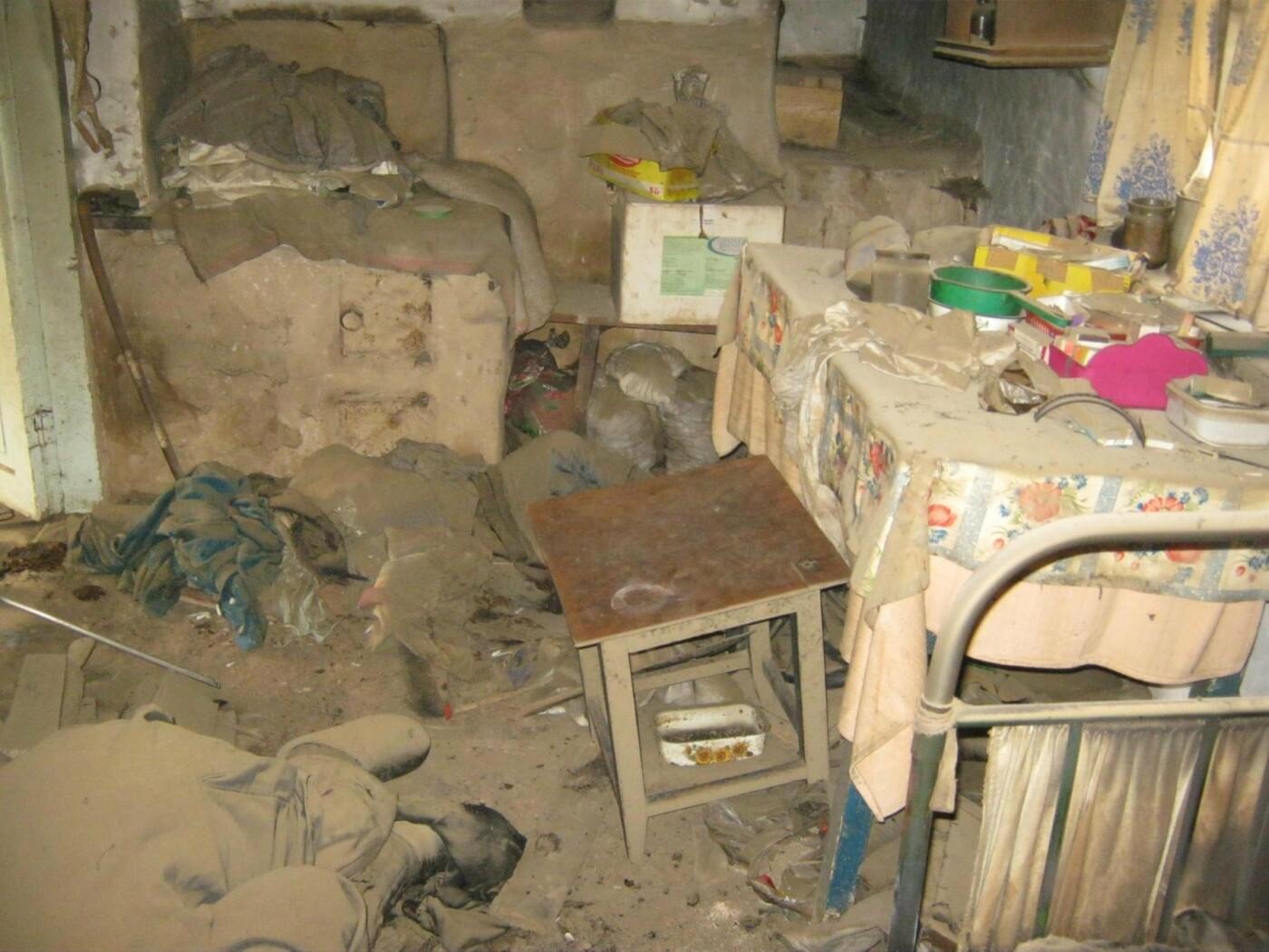 На Сумщине от отравления угарным газом погибла 90-летняя бабушка, фото-3
