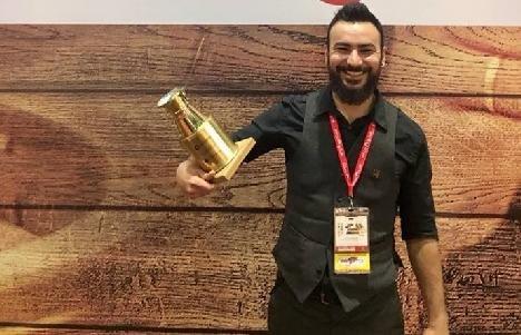 Сумской бариста стал чемпионом мира, фото-1