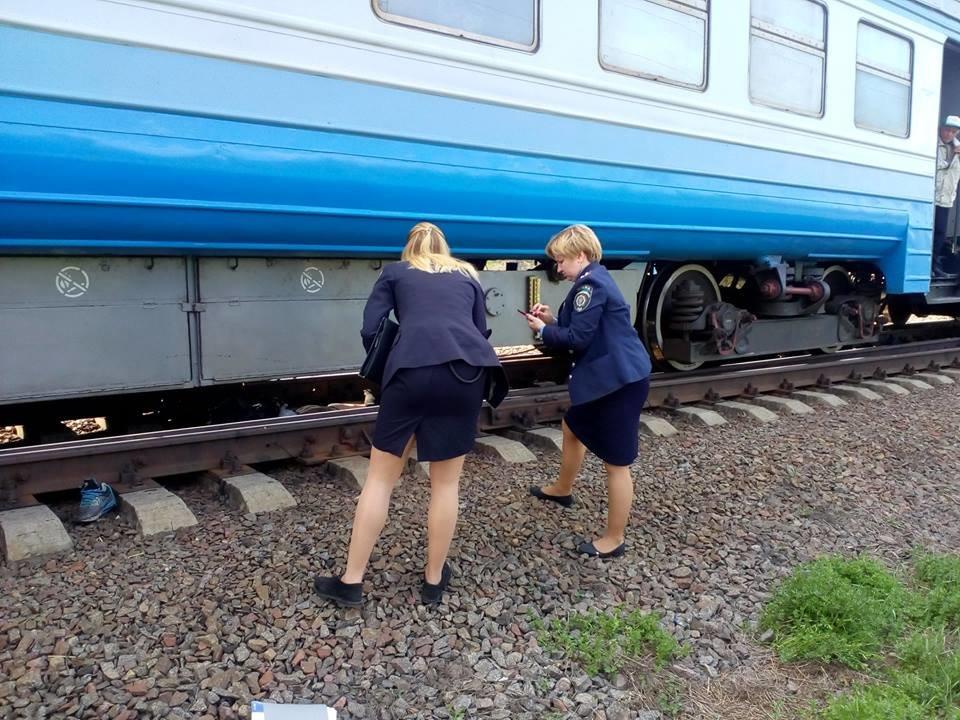 На Сумщине мужчина бросился под поезд из-за конфликта с девушкой, фото-1