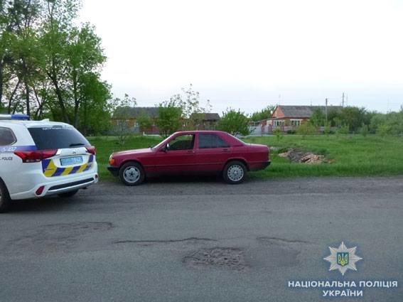 На Сумщине 19-летний парень ранил таксиста и угнал его авто, фото-1