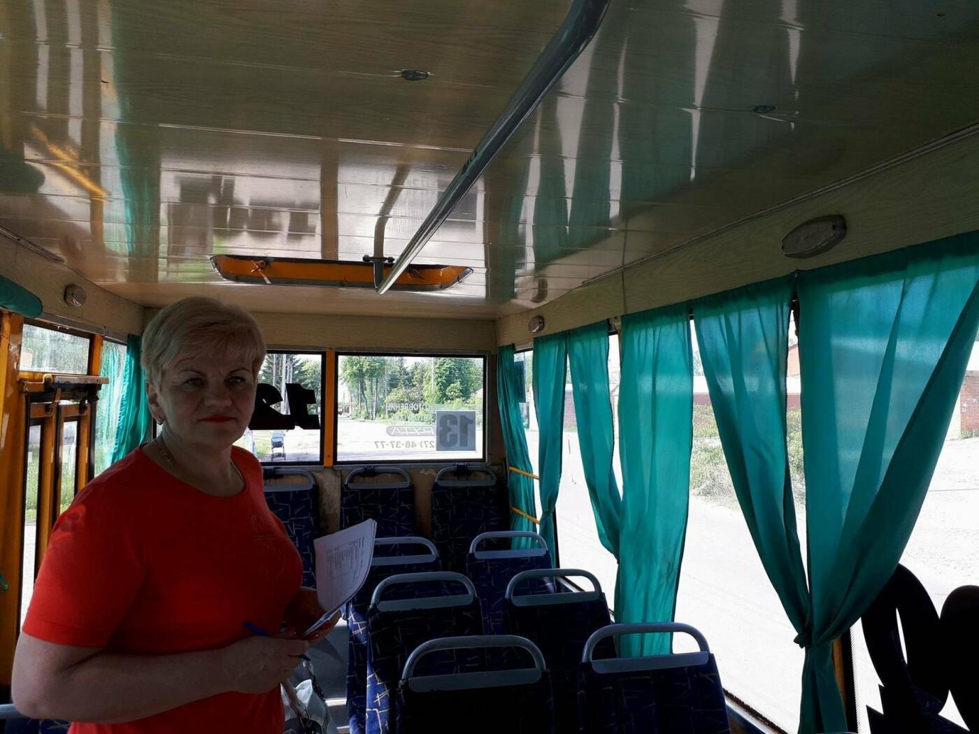 Временная транспортная комиссия завершила повторную проверку частных перевозчиков в Сумах, фото-4