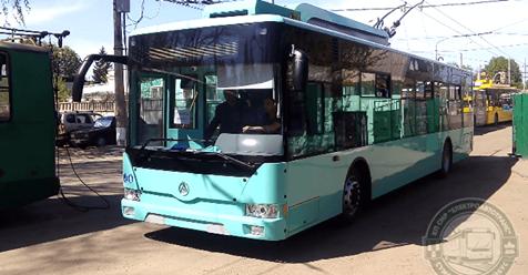 В Сумах на линию выехал новый троллейбус, фото-3