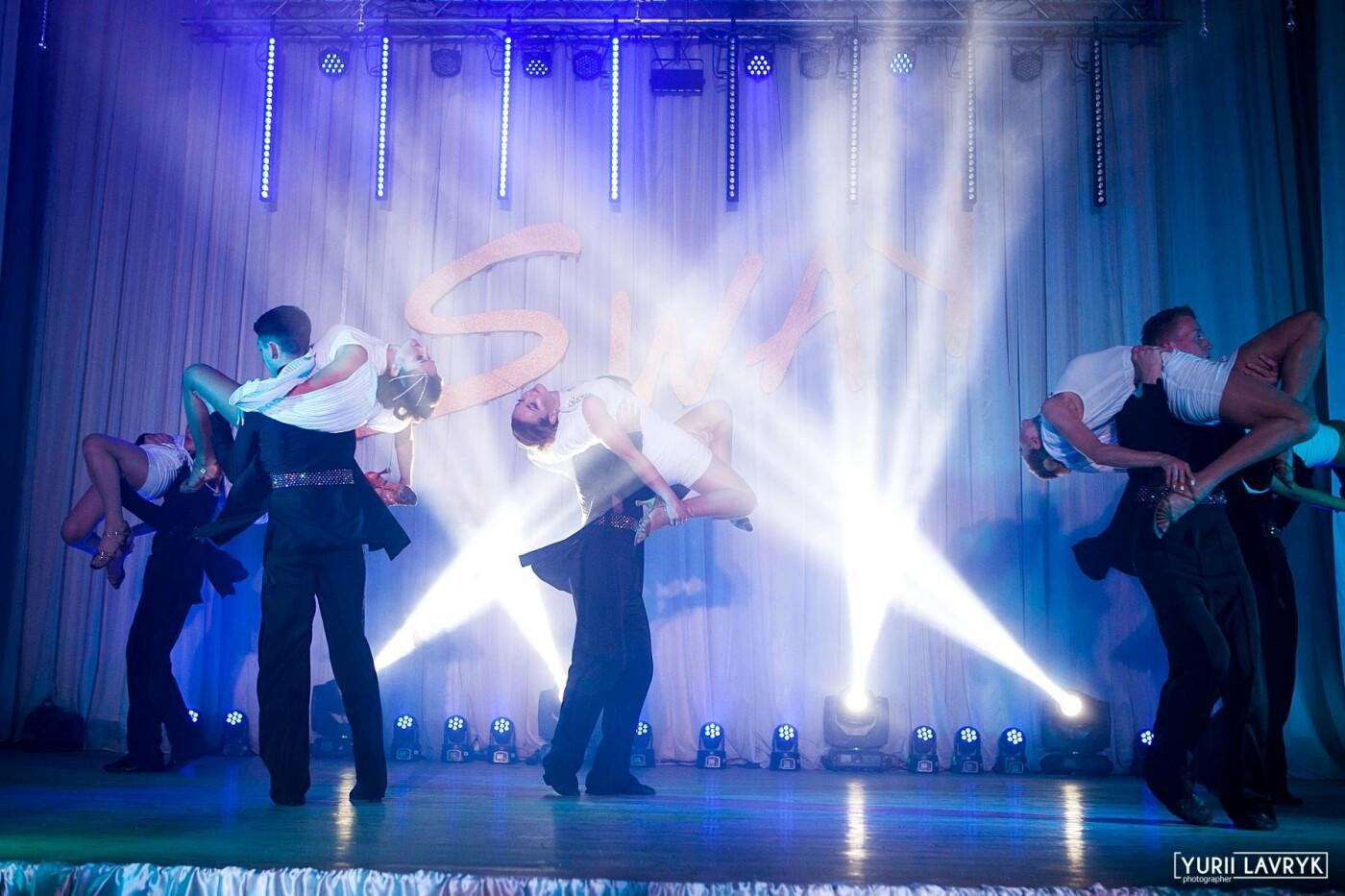 Хореографический коллектив Сумского НАУ отпраздновал свой День рождения грандиозным концертом, фото-2