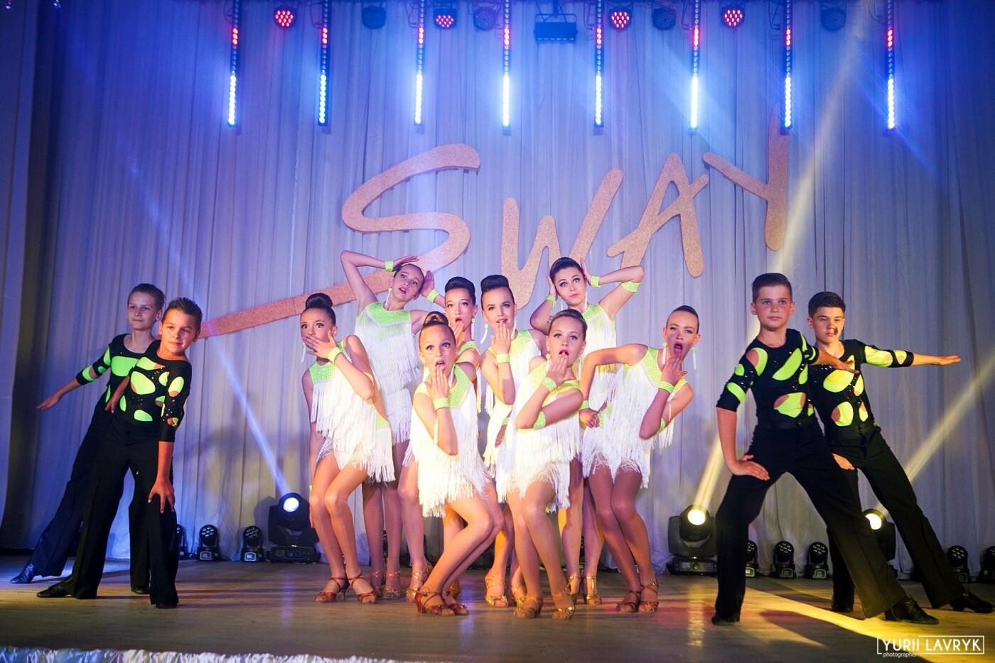 Хореографический коллектив Сумского НАУ отпраздновал свой День рождения грандиозным концертом, фото-5