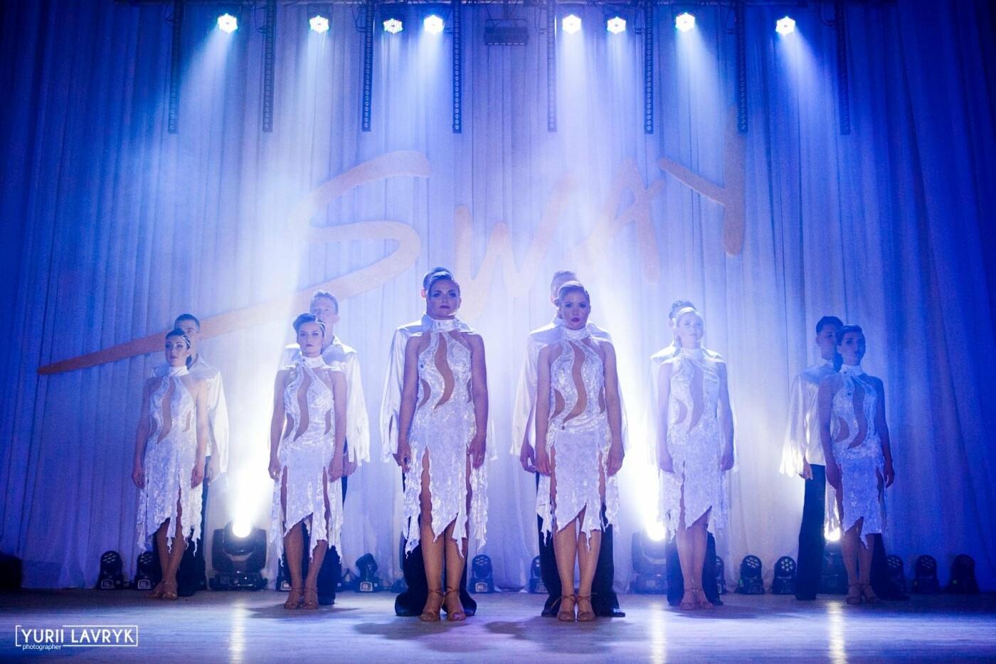 Хореографический коллектив Сумского НАУ отпраздновал свой День рождения грандиозным концертом, фото-1