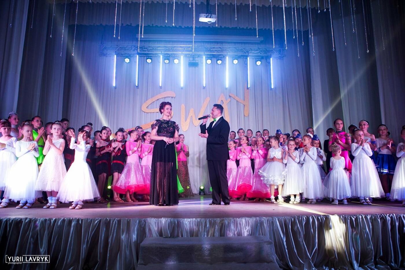 Хореографический коллектив Сумского НАУ отпраздновал свой День рождения грандиозным концертом, фото-4
