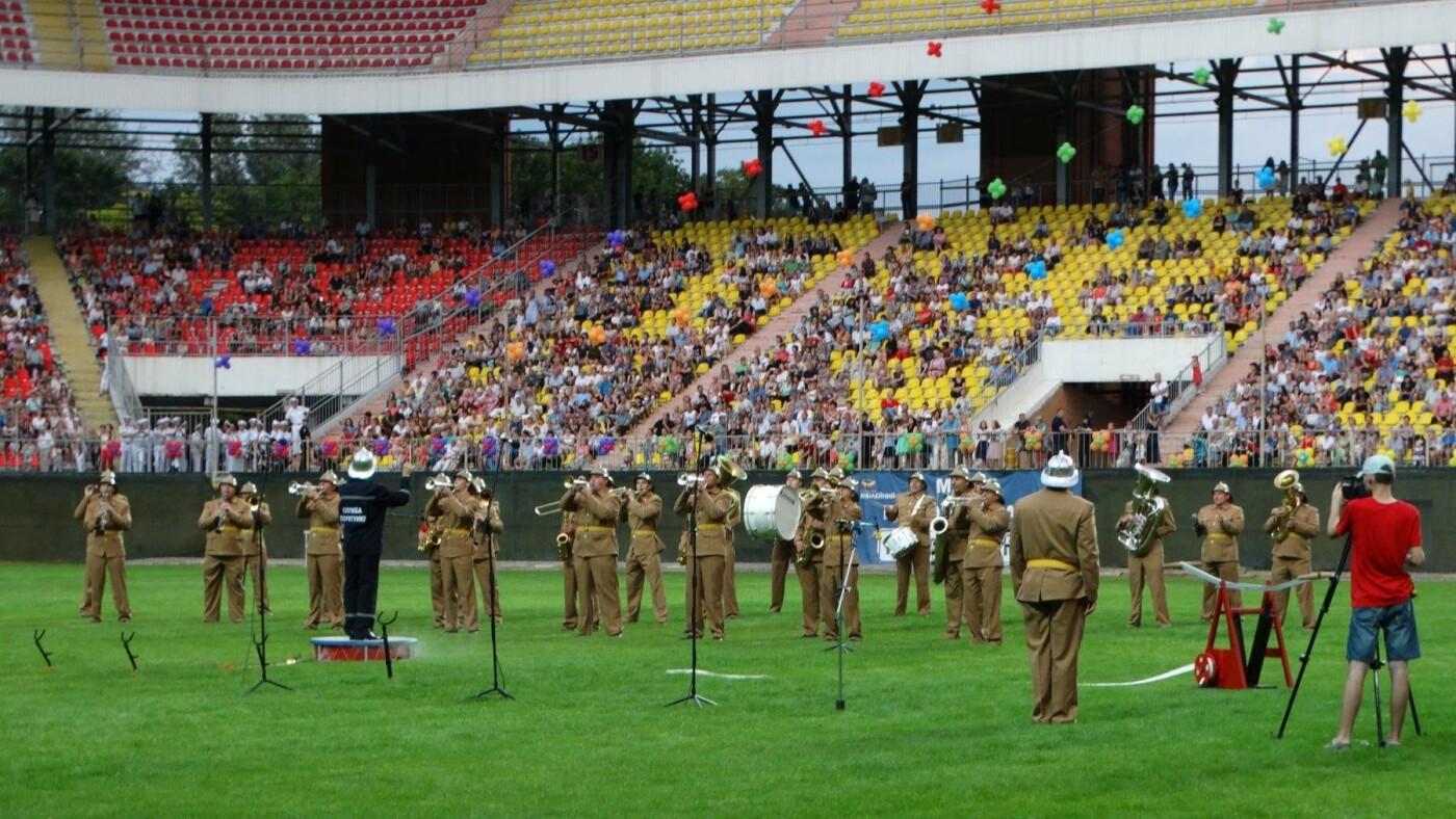 В Сумах на День Конституции установили рекорд Украины, фото-2