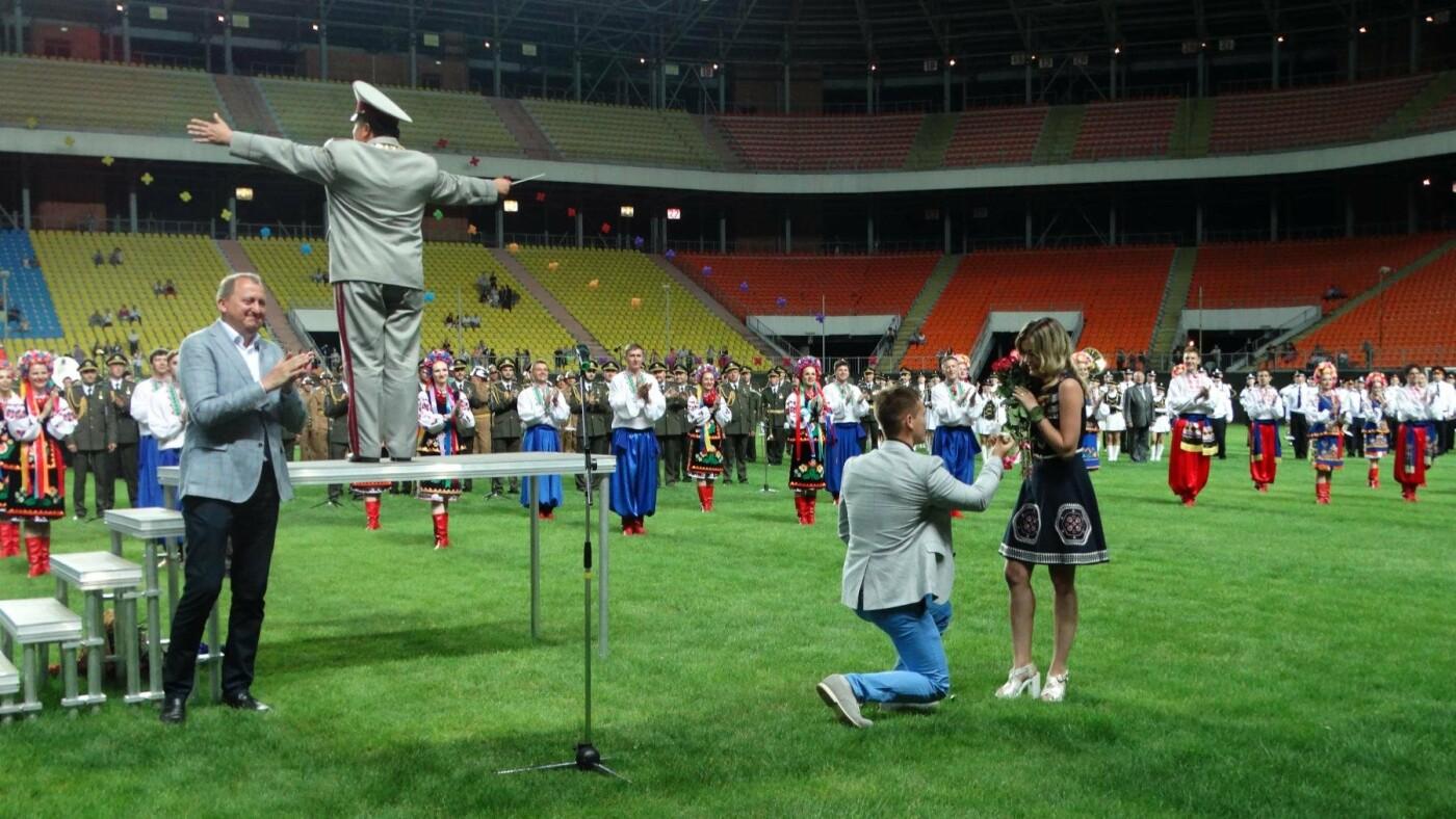 В Сумах на День Конституции установили рекорд Украины, фото-7