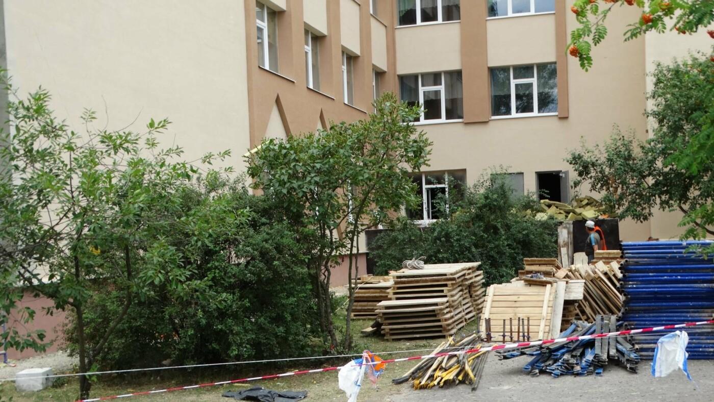 В Сумах проводится реконструкция-термомодернизация школ , фото-4