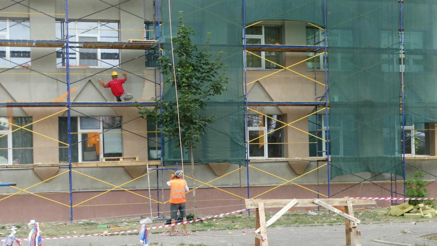 В Сумах проводится реконструкция-термомодернизация школ , фото-2
