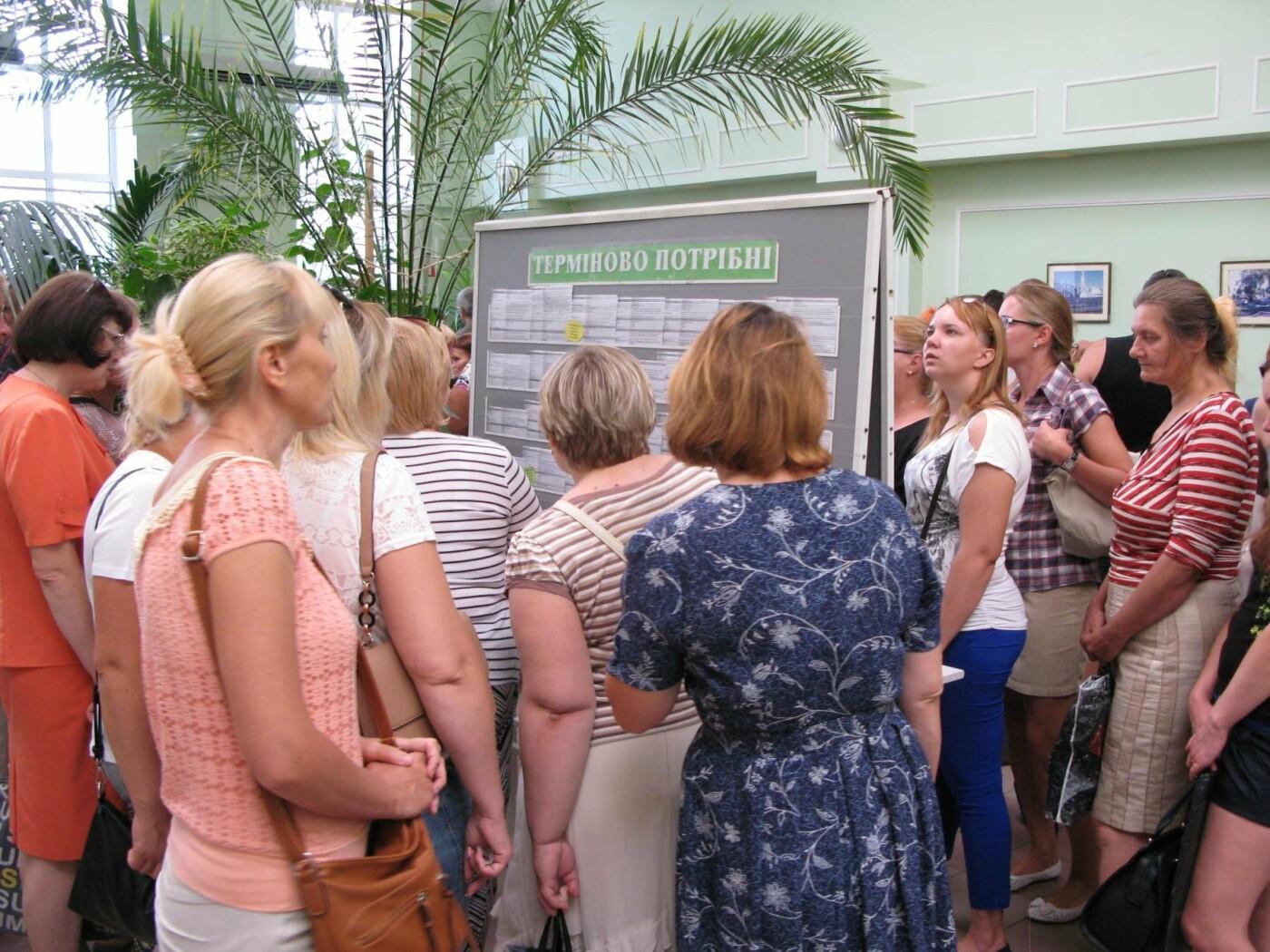 В Сумах на Ярмарке вакансий провели 589 предварительных собеседований, фото-3