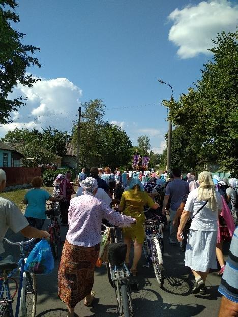 На Сумщине начался крестный ход в честь чудотворной Ахтырской иконы Божией Матери, фото-2