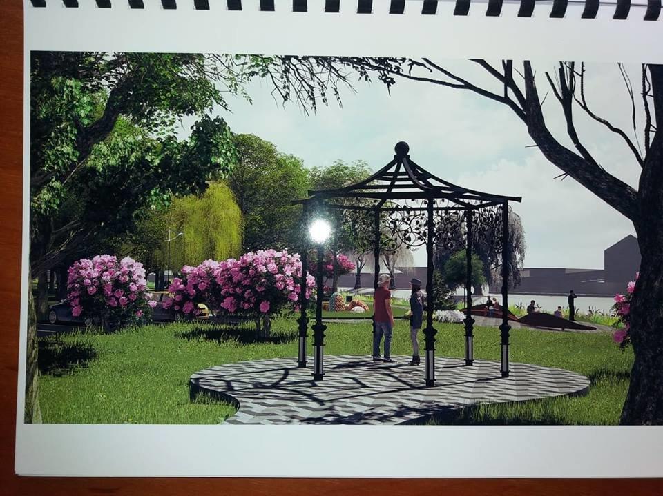 В Сумах работают над созданием «Сиреневого бульвара», фото-9