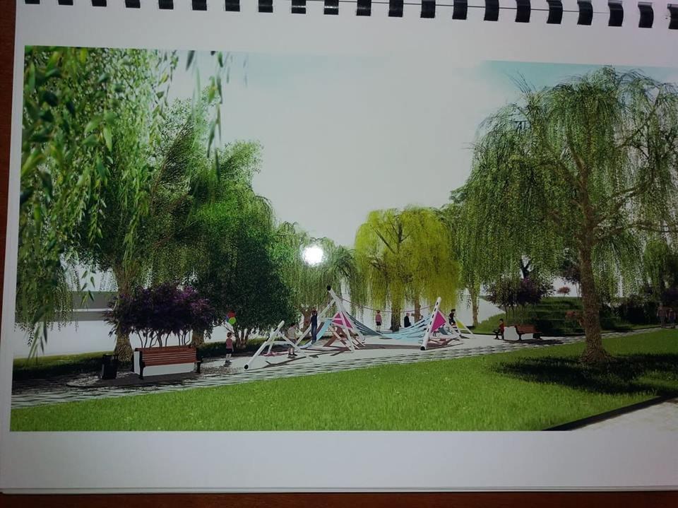 В Сумах работают над созданием «Сиреневого бульвара», фото-5