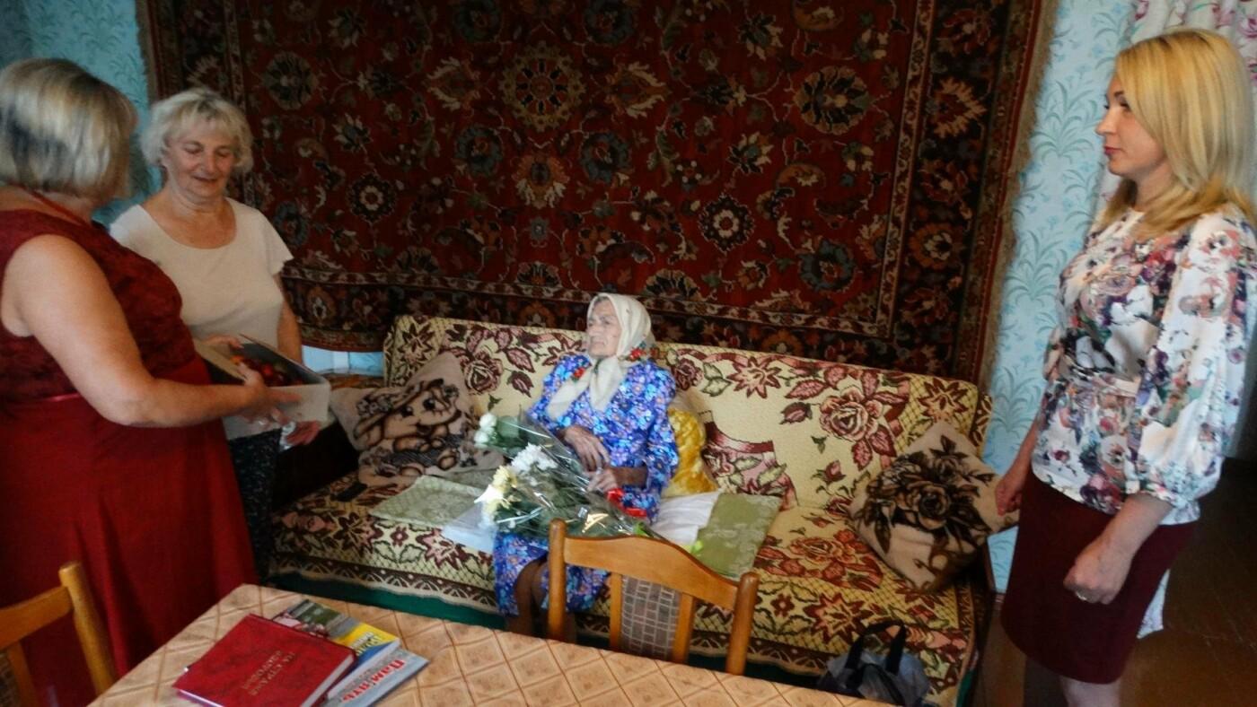Сумчанка отметила свой 100 день рождения, фото-1