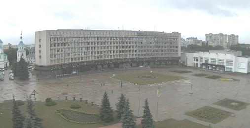 Сумчане просят привести в порядок Площадь Независимости, фото-1
