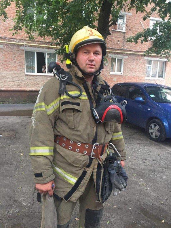В Сумах пьяный мужчина едва не спалил жилой дом, фото-4