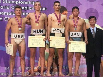 Сумоист из Сум взял «серебро» на чемпионате мира, фото-1