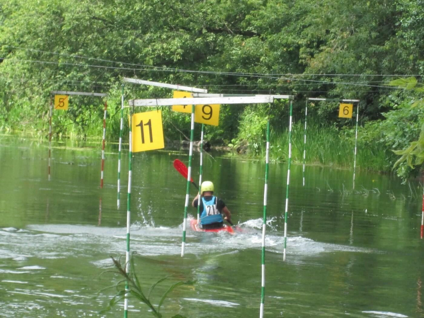 В Сумах прошел открытый чемпионат города по гребному слалому , фото-2