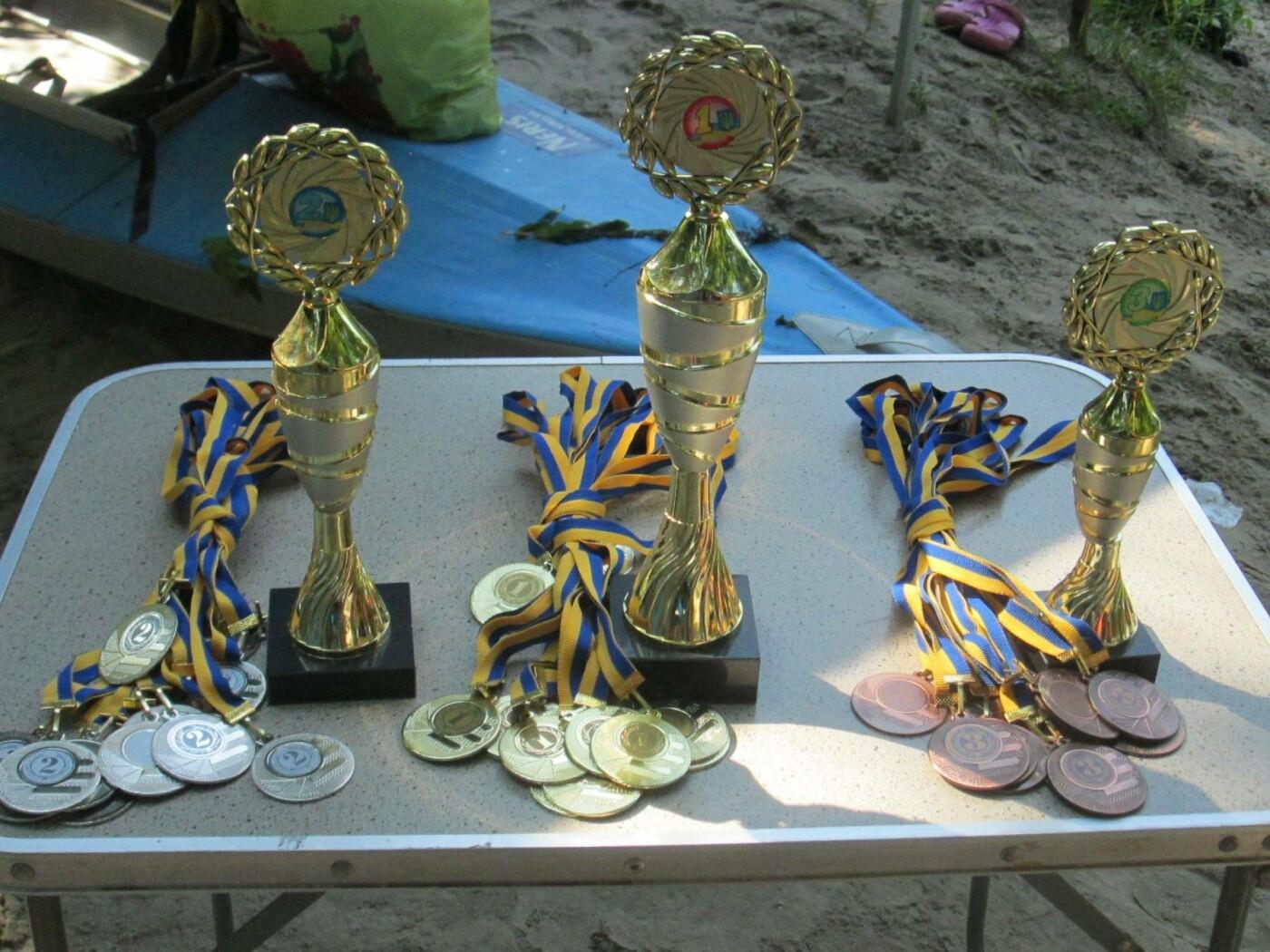 В Сумах прошел открытый чемпионат города по гребному слалому , фото-4