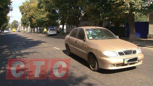 В Сумах пенсионер попал под колеса автомобиля, фото-1