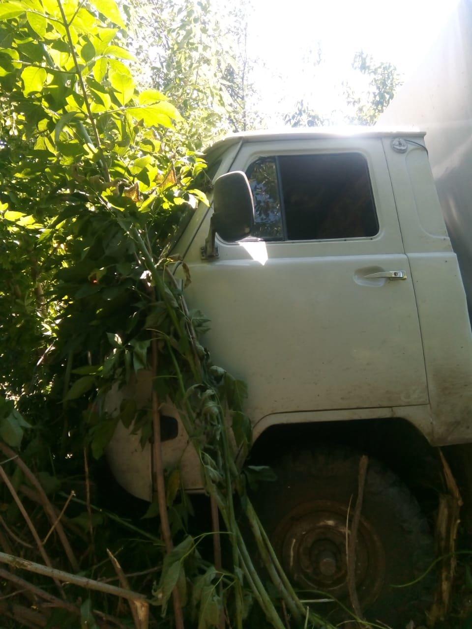 На Сумщине пограничники с применением оружия задержали УАЗ с грузом товаров народного потребления, фото-4