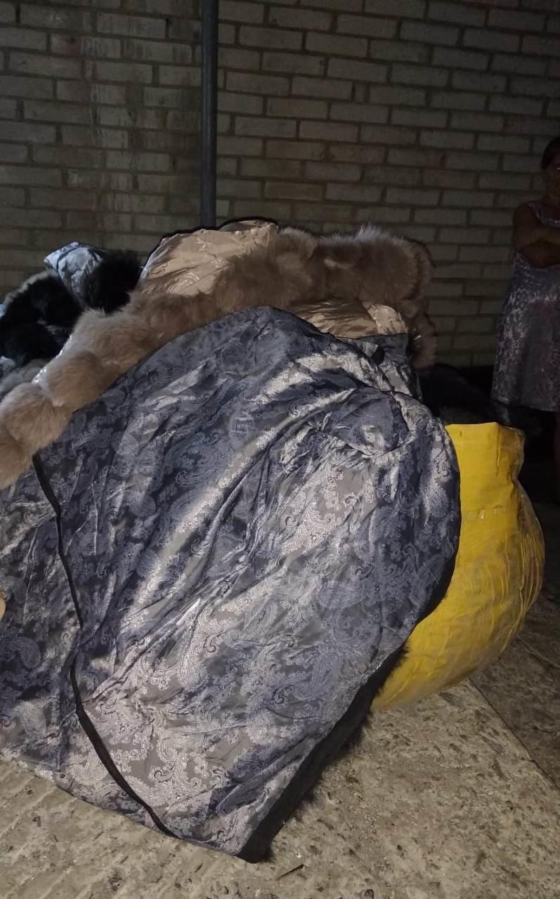 На Сумщине пограничники с применением оружия задержали УАЗ с грузом товаров народного потребления, фото-8