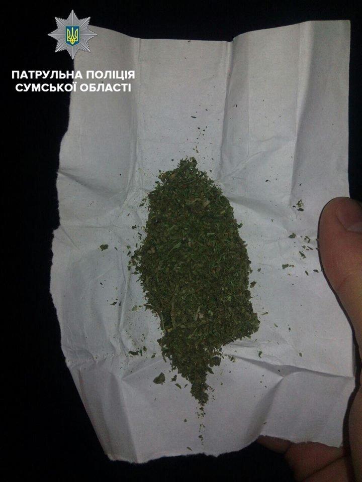 В улицах Сум продолжают выявлять наркоманов, фото-1