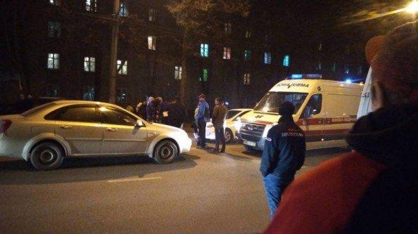 В Сумах на пр. Шевченко сбили пешехода, фото-3
