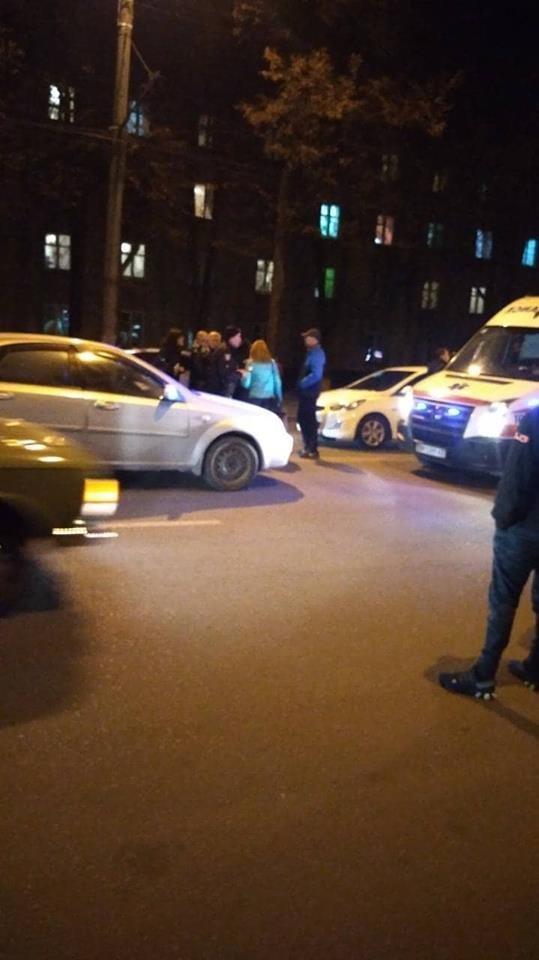 В Сумах на пр. Шевченко сбили пешехода, фото-2