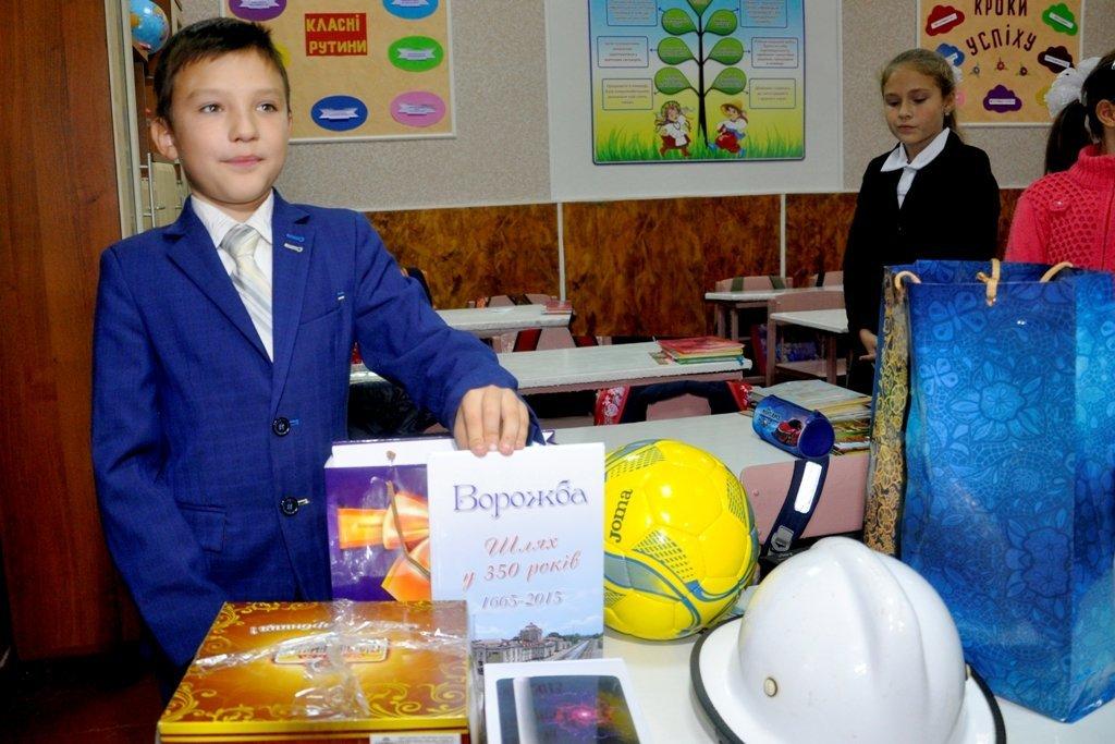 Маленький герой: на Сумщине наградили 9-летнего мальчика, который спас своего брата во время пожара, фото-3