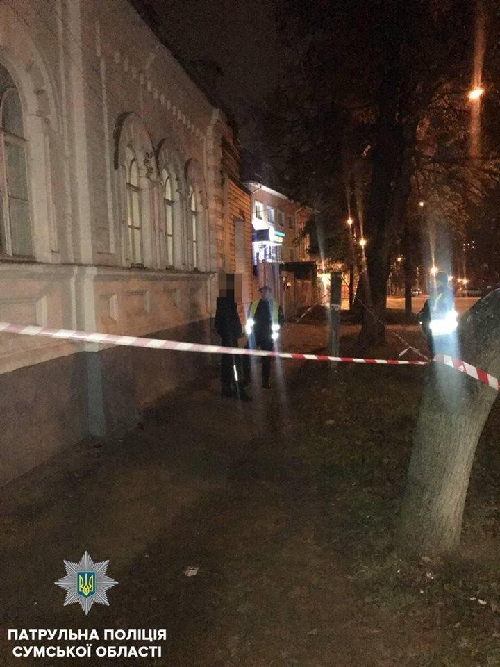В Сумах вор избил женщину за мобильный телефон, фото-2
