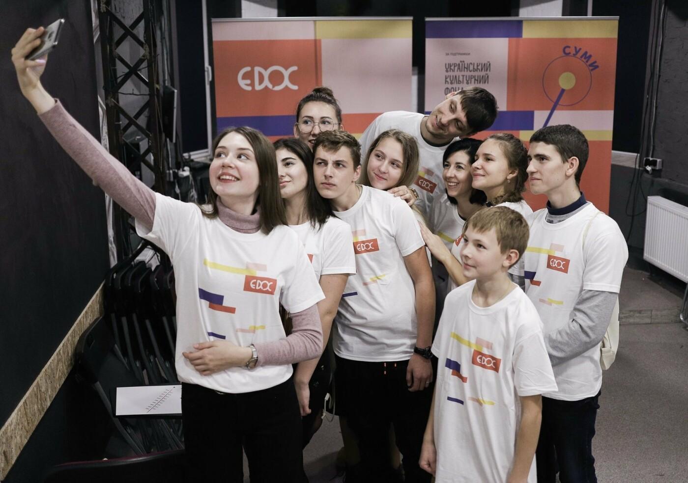 У Сумах пройшов Кіноконкурс для молоді «Є-Док», фото-6