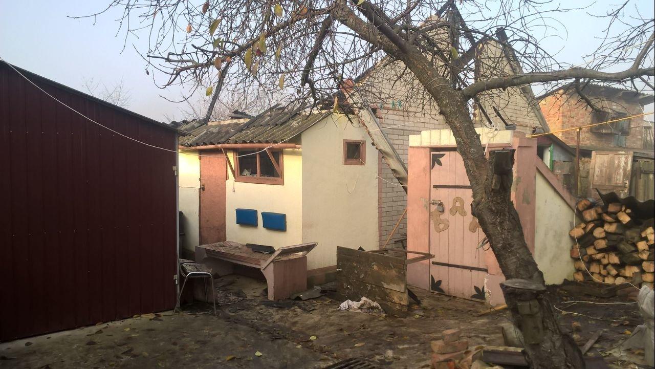 На Сумщине ночью едва не сгорел жилой дом, фото-2