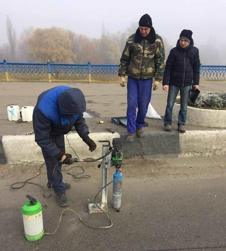 В Сумах обследуют техническое состояние моста по улице Харьковская, фото-3