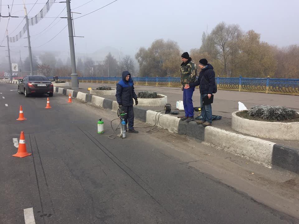 В Сумах обследуют техническое состояние моста по улице Харьковская, фото-2