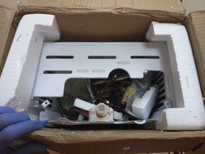 По результатам международной спецоперации с участием прокуратуры Сумской области предупредили контрабанду в Украине почти 5 кг кокаина, фото-2