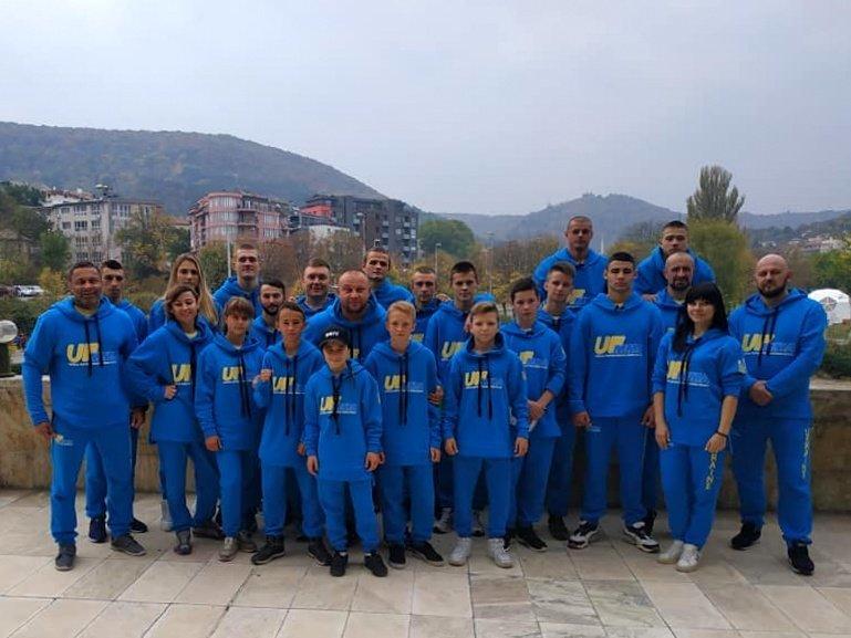 4 спортсмени представлять Сумщину на першому аматорському Кубку України з ММА, фото-2