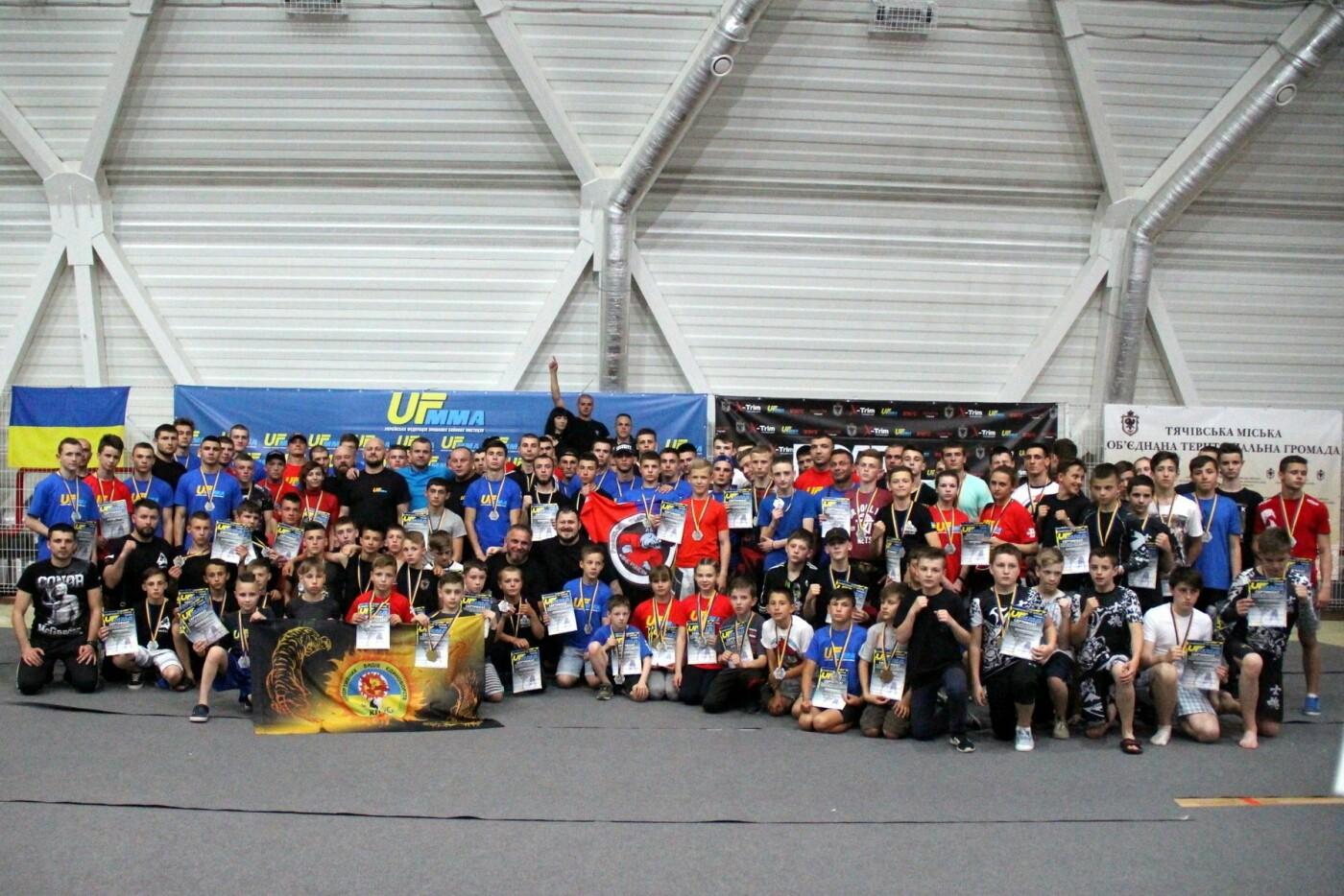 4 спортсмени представлять Сумщину на першому аматорському Кубку України з ММА, фото-3