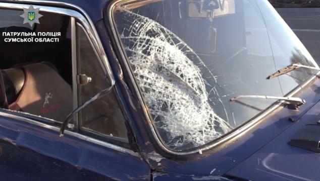 В Сумах пьяный водитель стал виновником ДТП с маршруткой, фото-2
