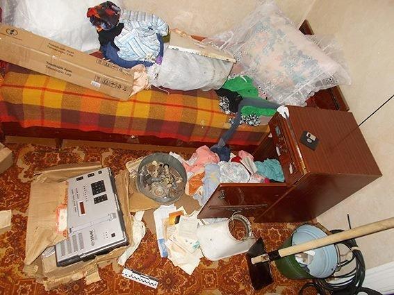 На Сумщине задержали жадных квартирных воров , фото-2